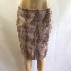 CATHERINE MALANDRINO👄 stylish chic pencil skirt